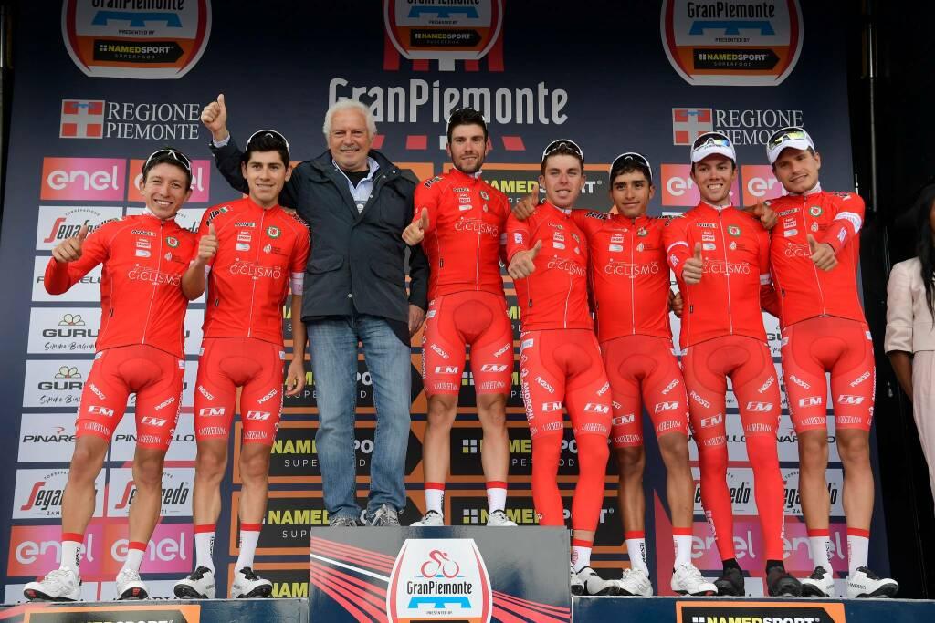 Androni Giocattoli - Sidermec - Gran Piemonte 2019