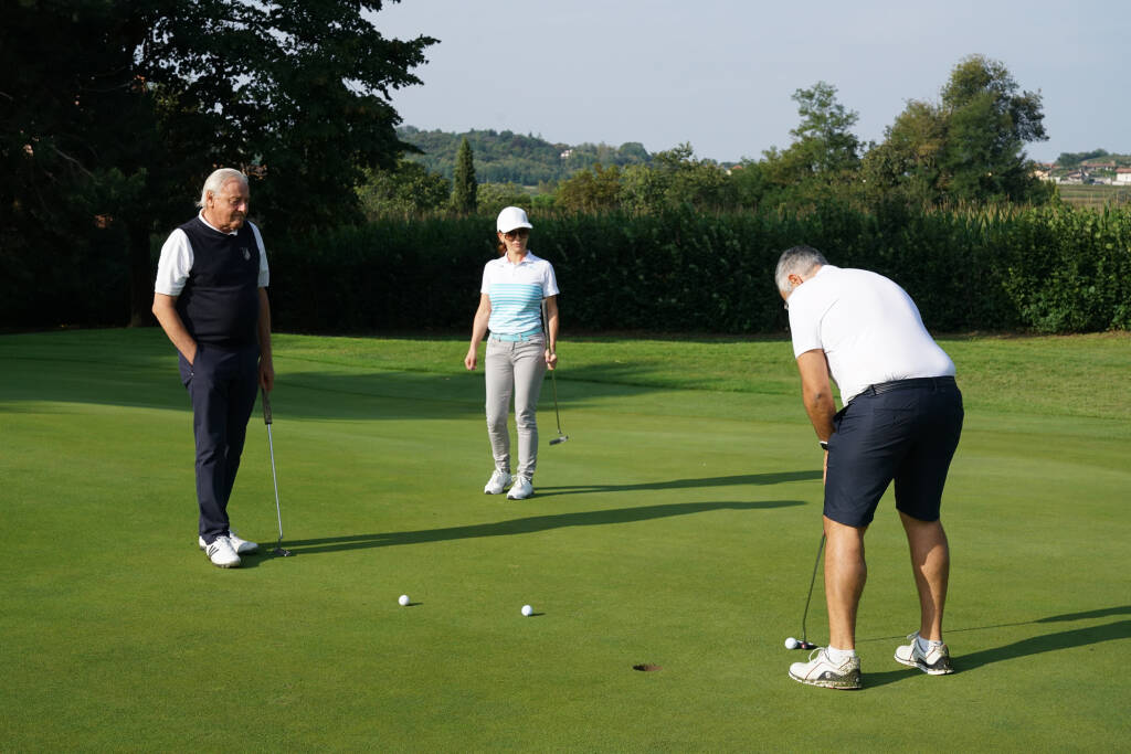 Bergamo Golf for Charity al Franciacorta Golf Club