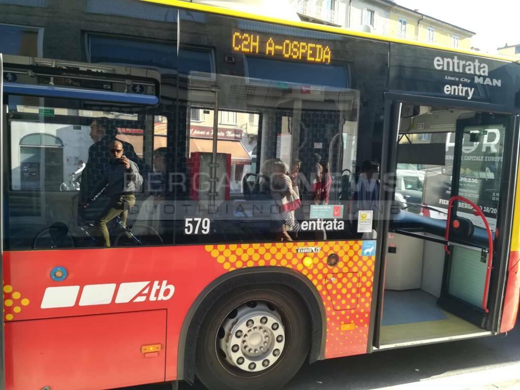 bus atb centro città nostra