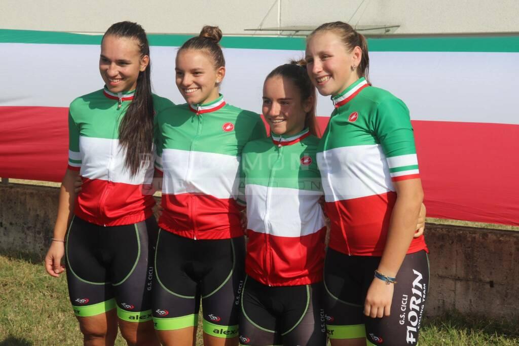 Campionato Italiano Cronosquadre 2019