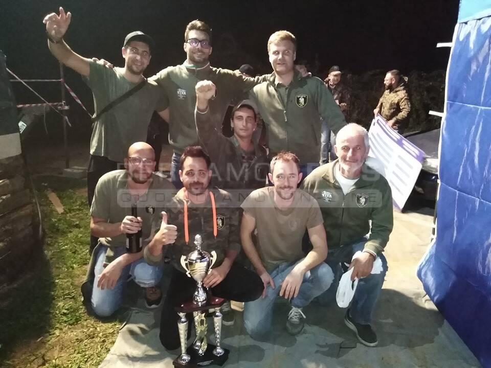 I Tactical Seals di Trescore Balneario sono campioni italiani 2019