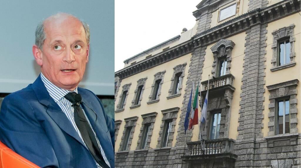Carlo Mazzoleni - Camera di commercio di Bergamo