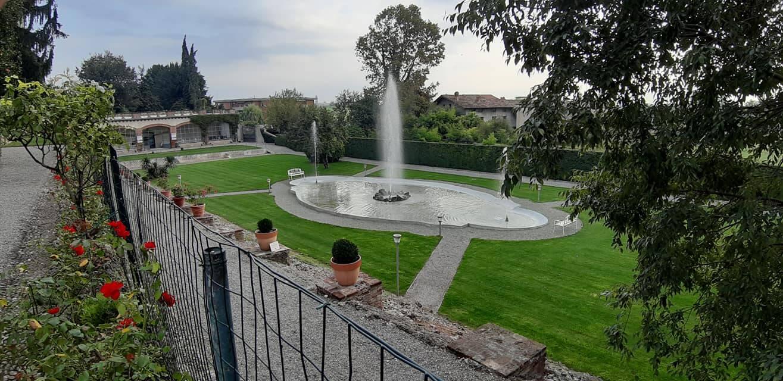 Castello Silvestri a Calcio - foto Parco Oglio Nord
