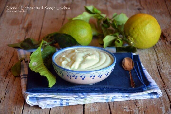 crema bergamotto