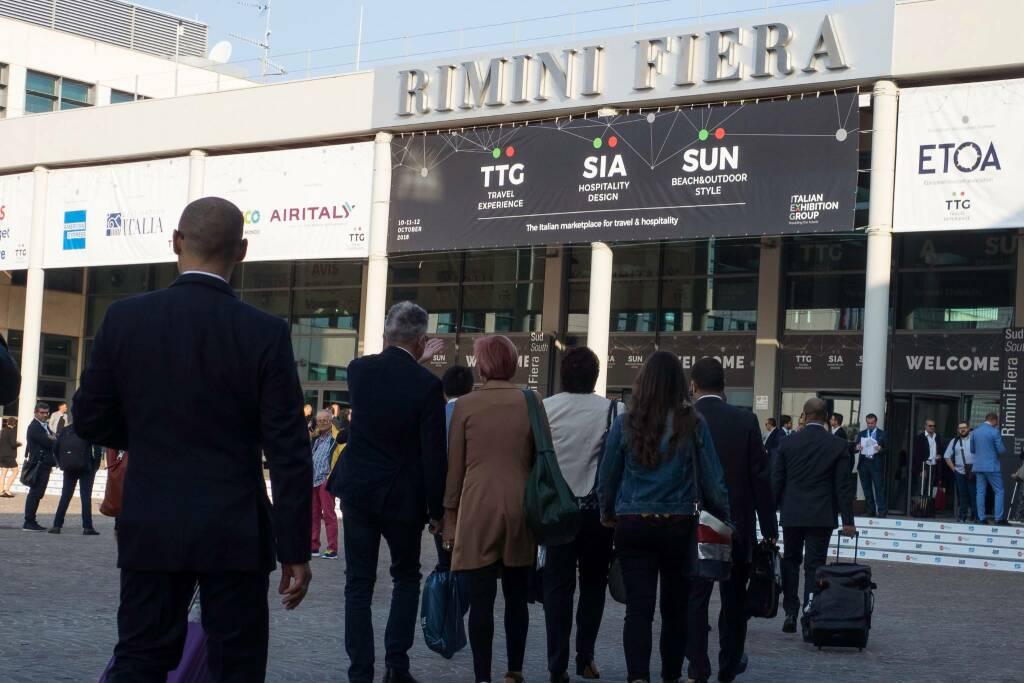 fiera del turismo a Rimini