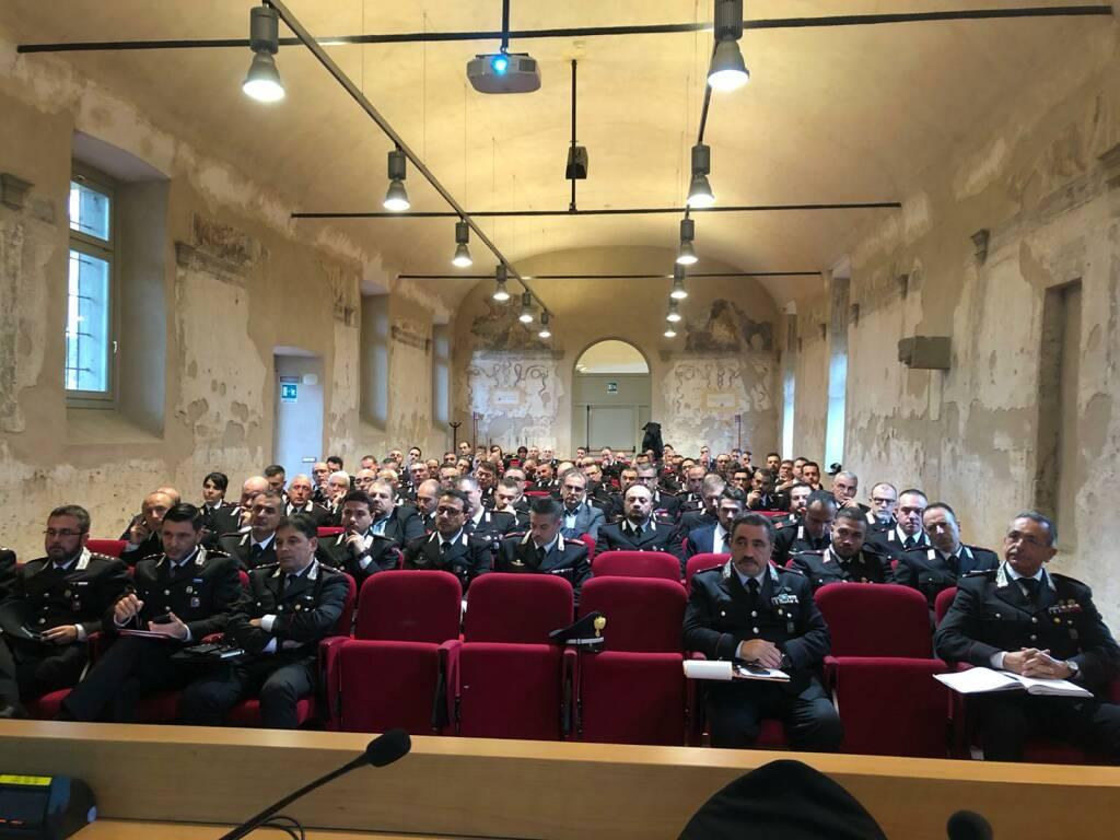 convegno carabinieri