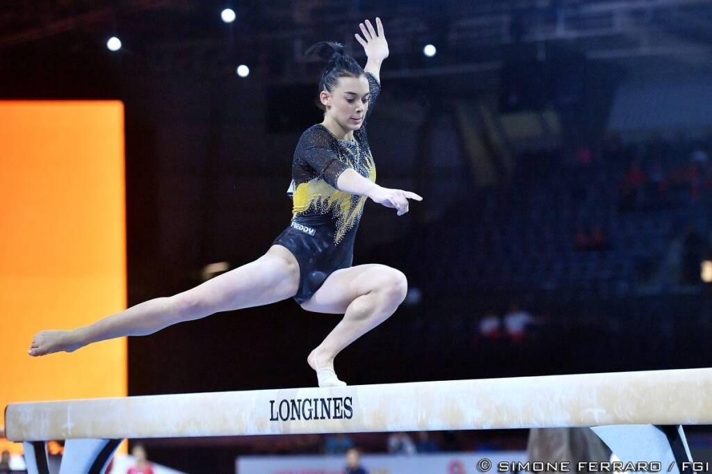 Giorgia Villa - Campionati del Mondo 2019