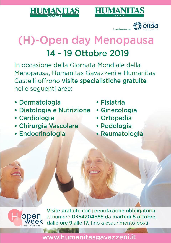 Giornata della Menopausa