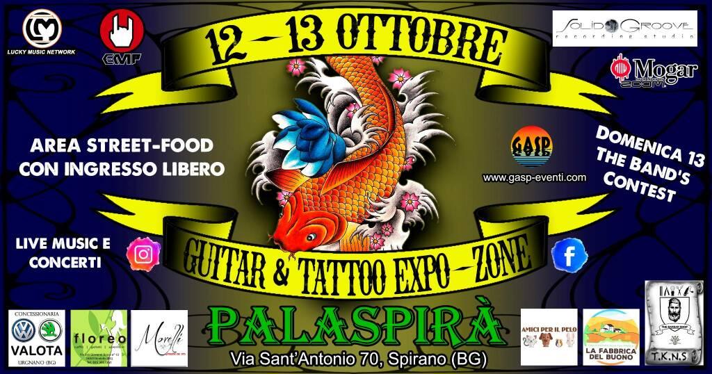 Guitar & Tattoo Expo-Zone