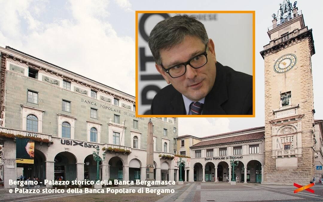 Invito a Palazzo Ubi banca
