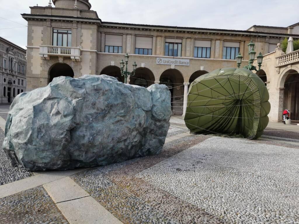 l'installazione artistica di Clara Luiselli