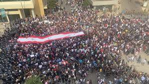 libano manifestazioni 2019