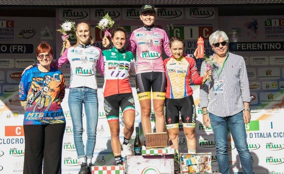 Lucia Bramati - Giro d'Italia Ciclocross 2019