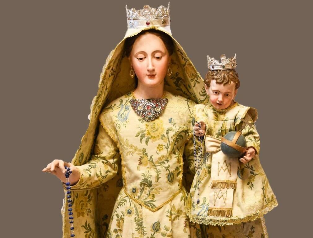 madonna rosario san pellegrino
