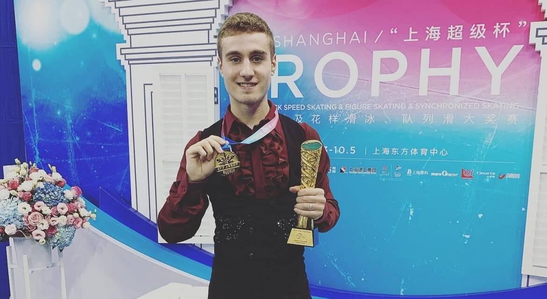 Matteo Rizzo - Shanghai Trophy 2019