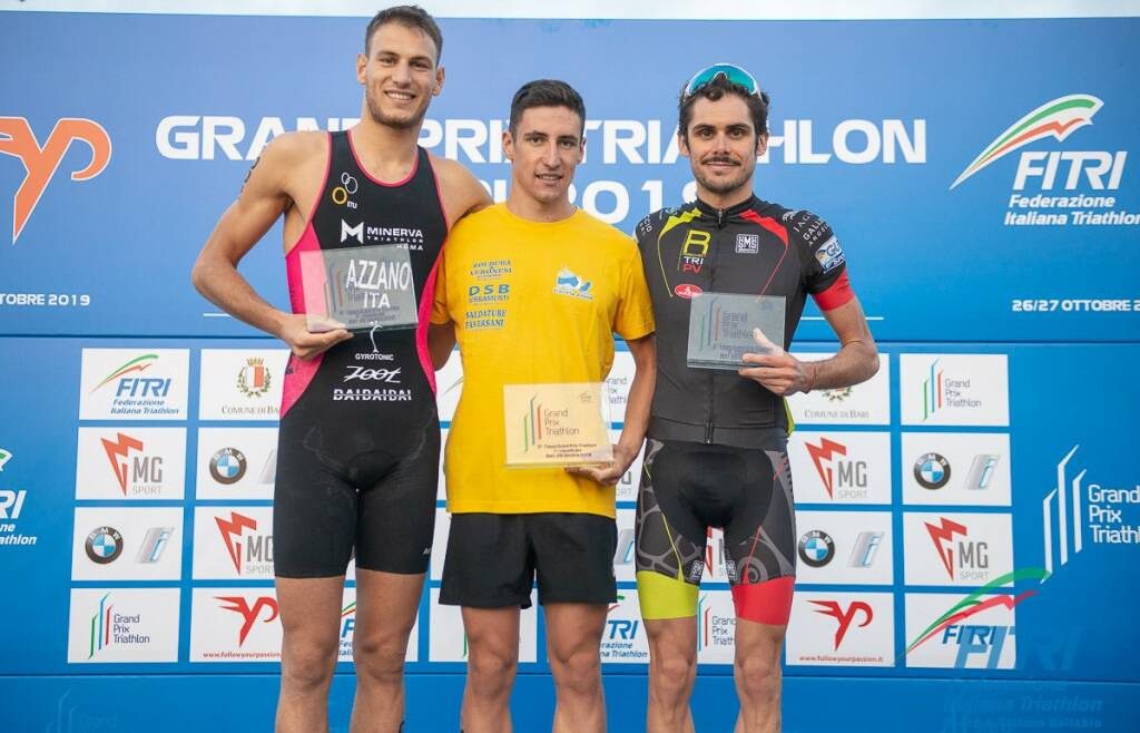 Michele Sarzilla - Grand Prix Triathlon 2019