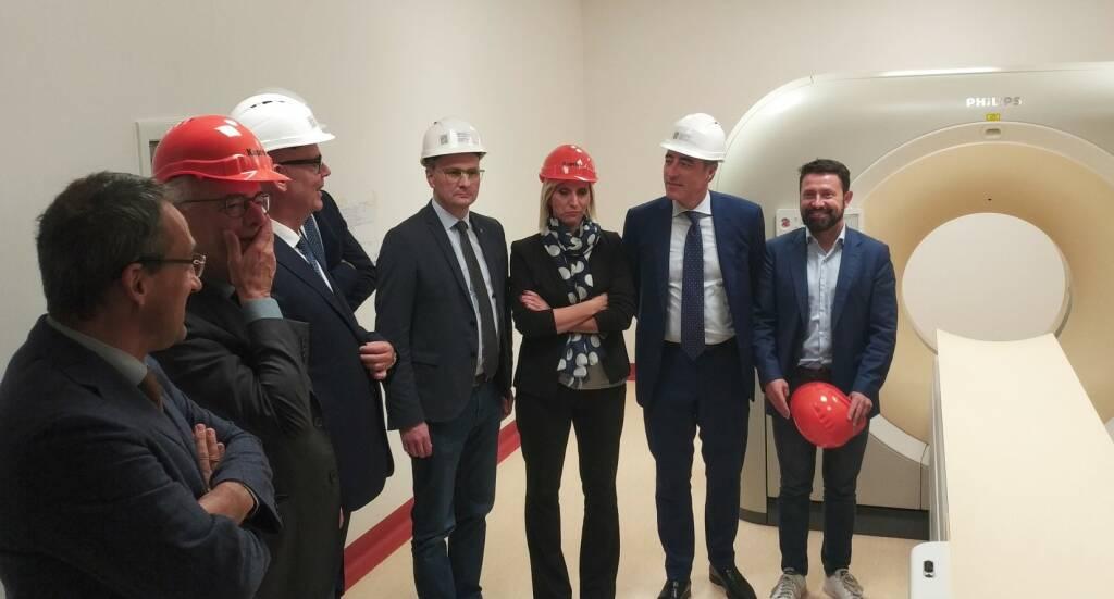 Nuovo PET-TC ospedale Treviglio