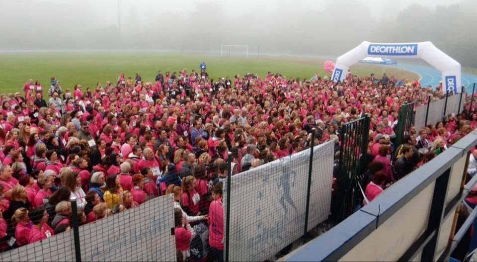 ottobre rosa di Humanitas Gavazzeni e Castelli