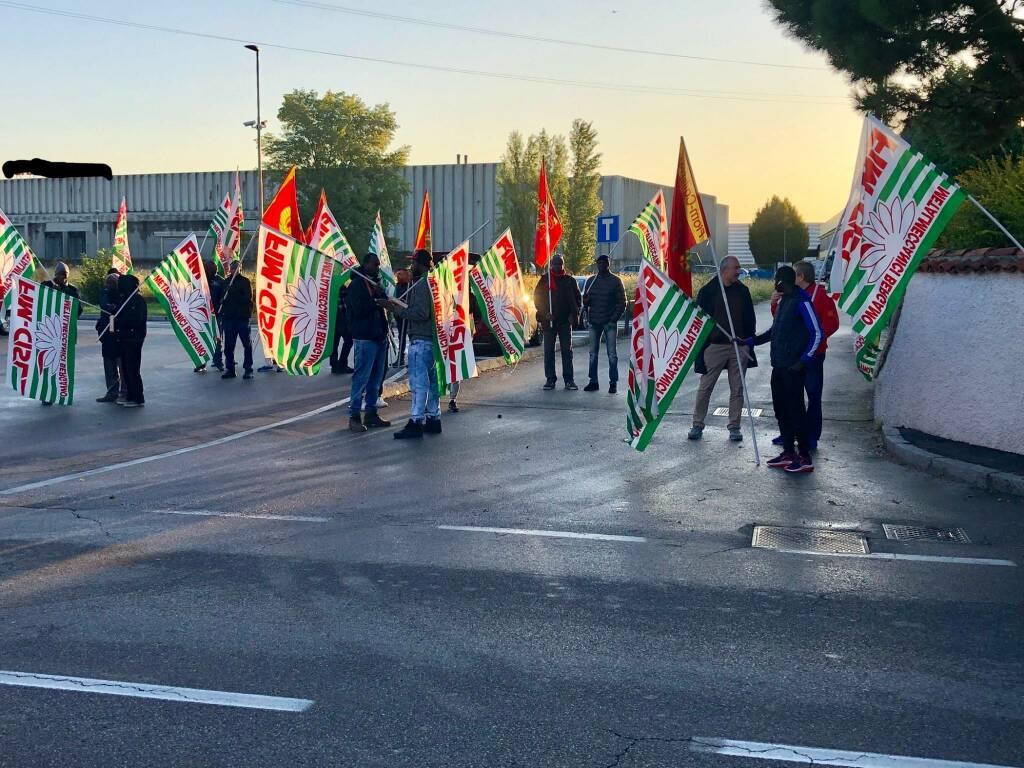 sciopero faen