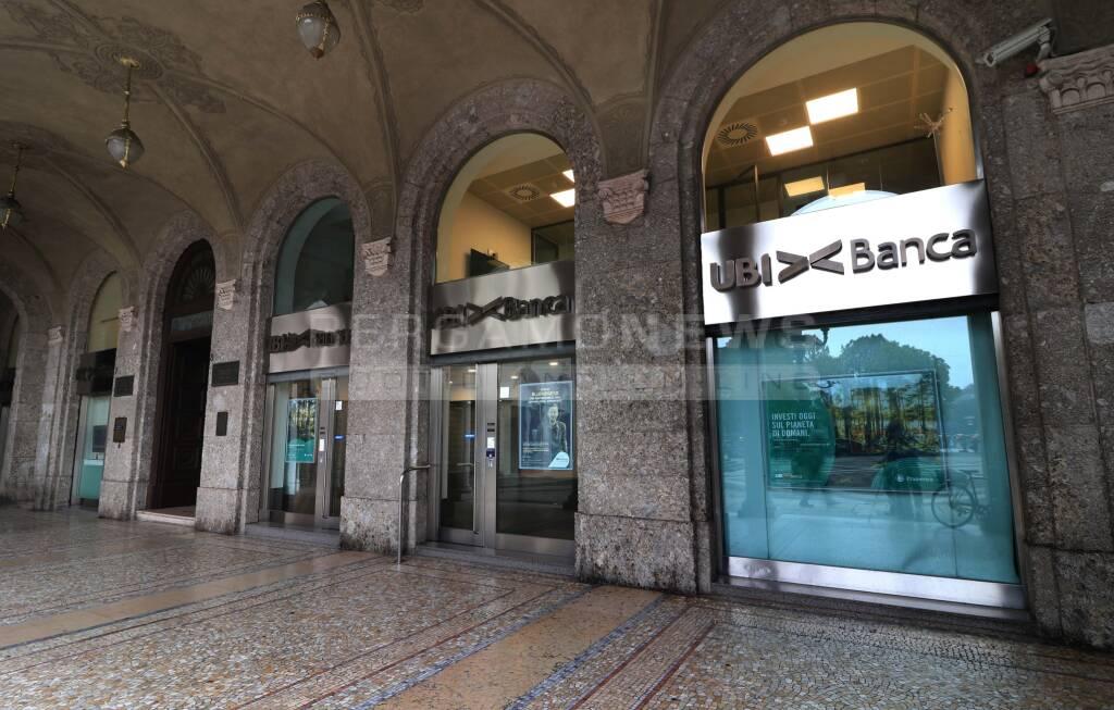 Sede ristrutturata di Ubi Banca 2019