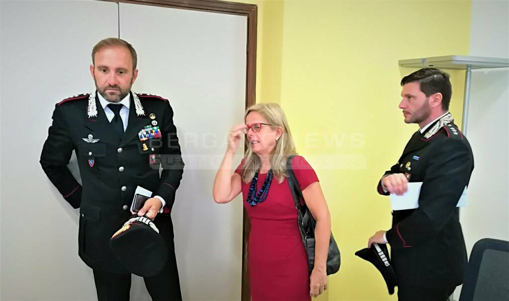 storoni rota testa carabinieri
