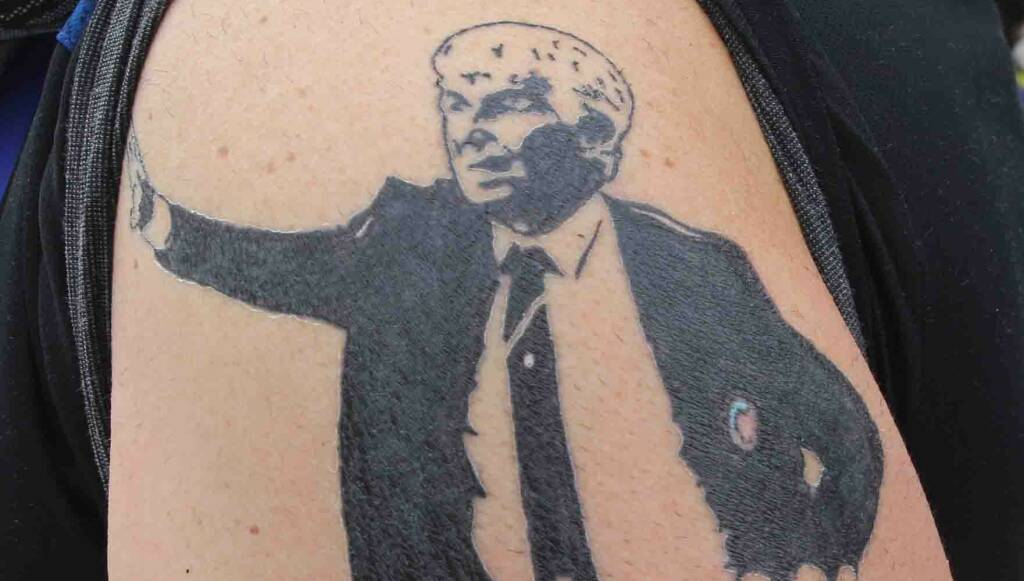 Tatoo Gasperini