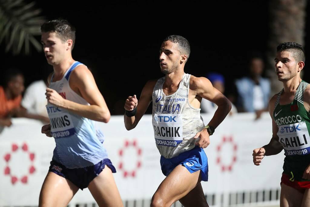 Yassine Rachik - Campionati del Mondo 2019