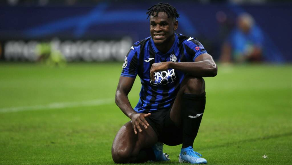 Calcio: Atalanta; D. Zapata, non è vero che sono guarito