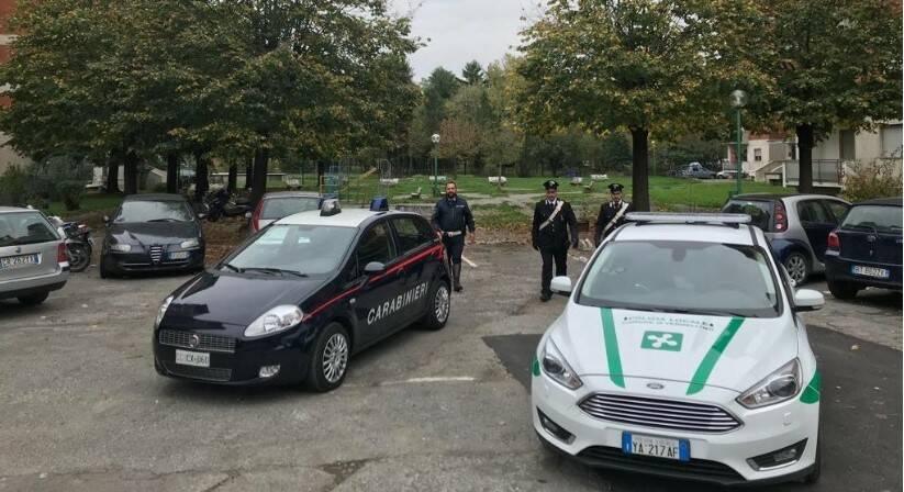 zingonia carabinieri polizia locale