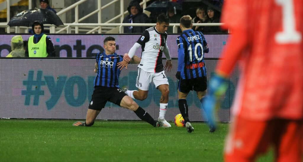 Atalanta-Juventus 1-3