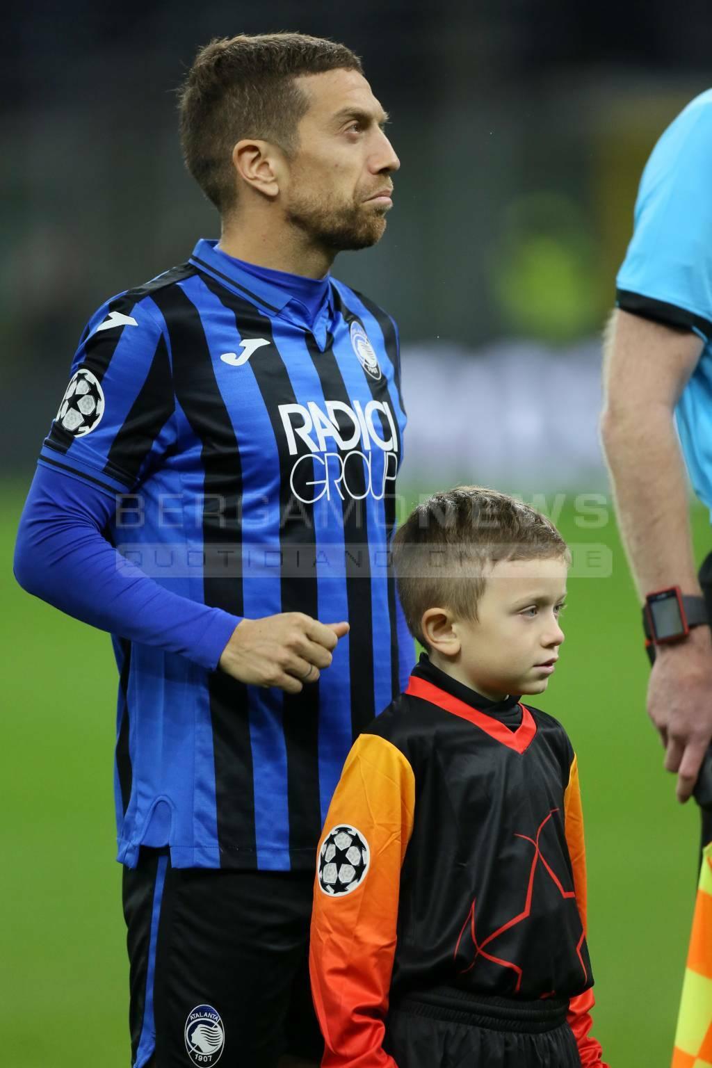 Atalanta-Manchester City 1-1