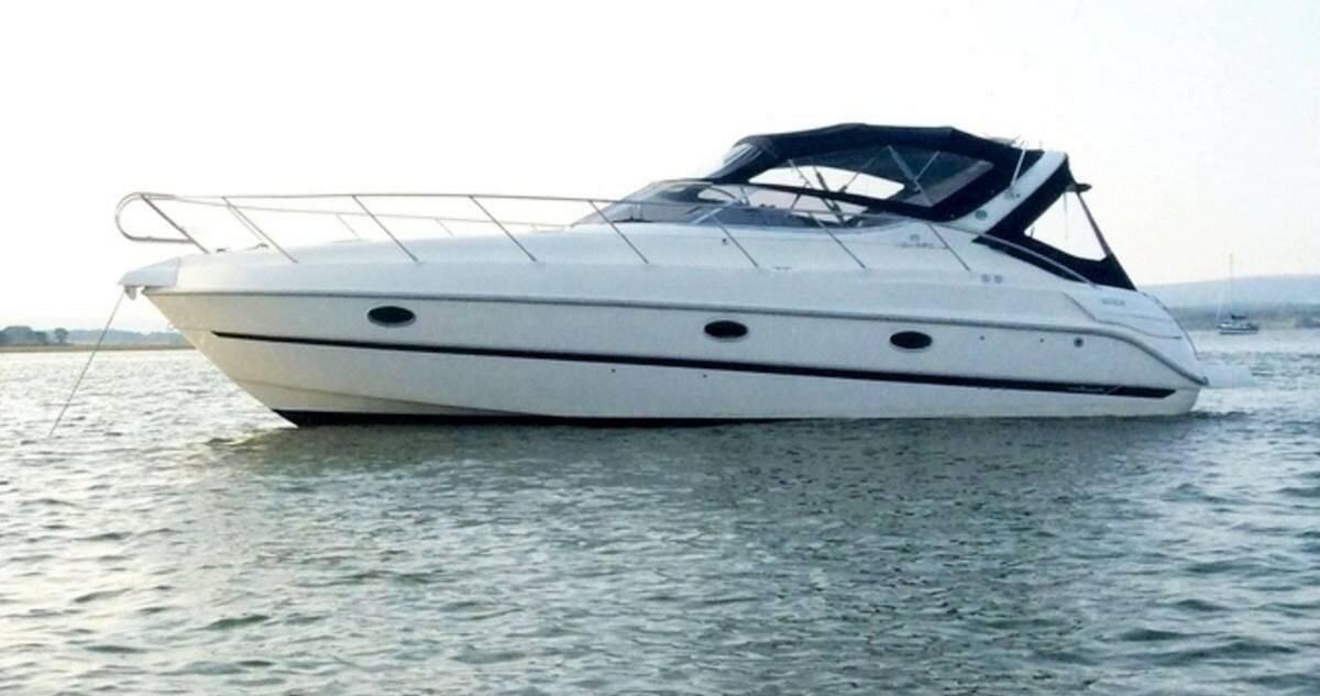 Barca sequestrata