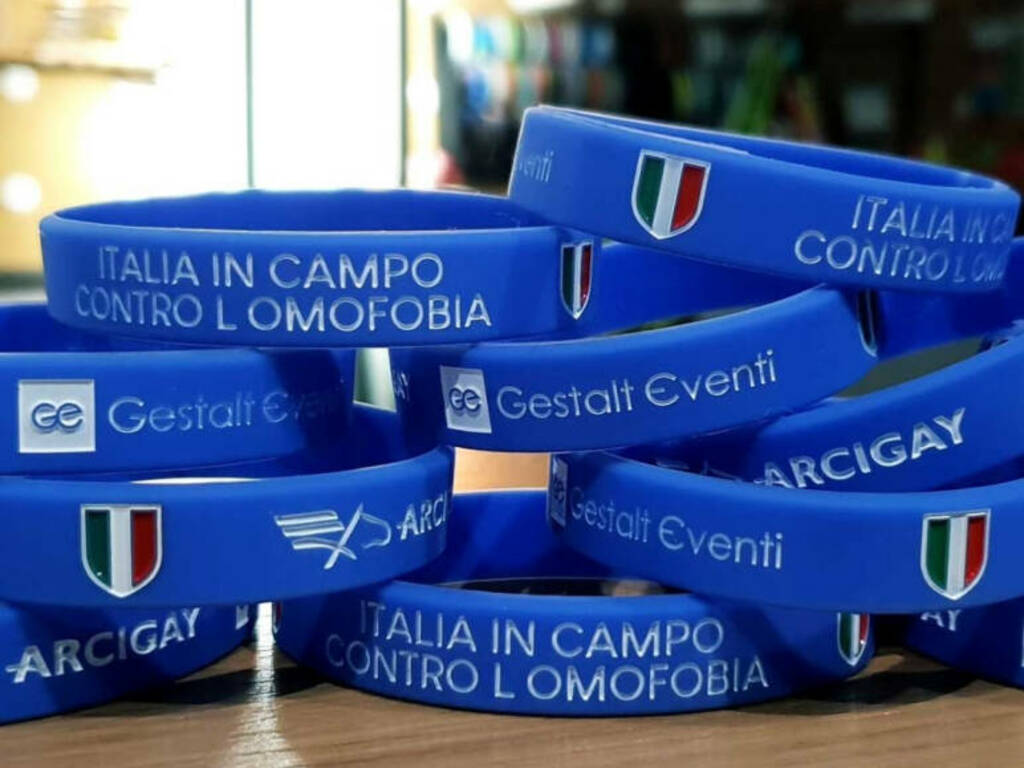 braccialetti azzurri