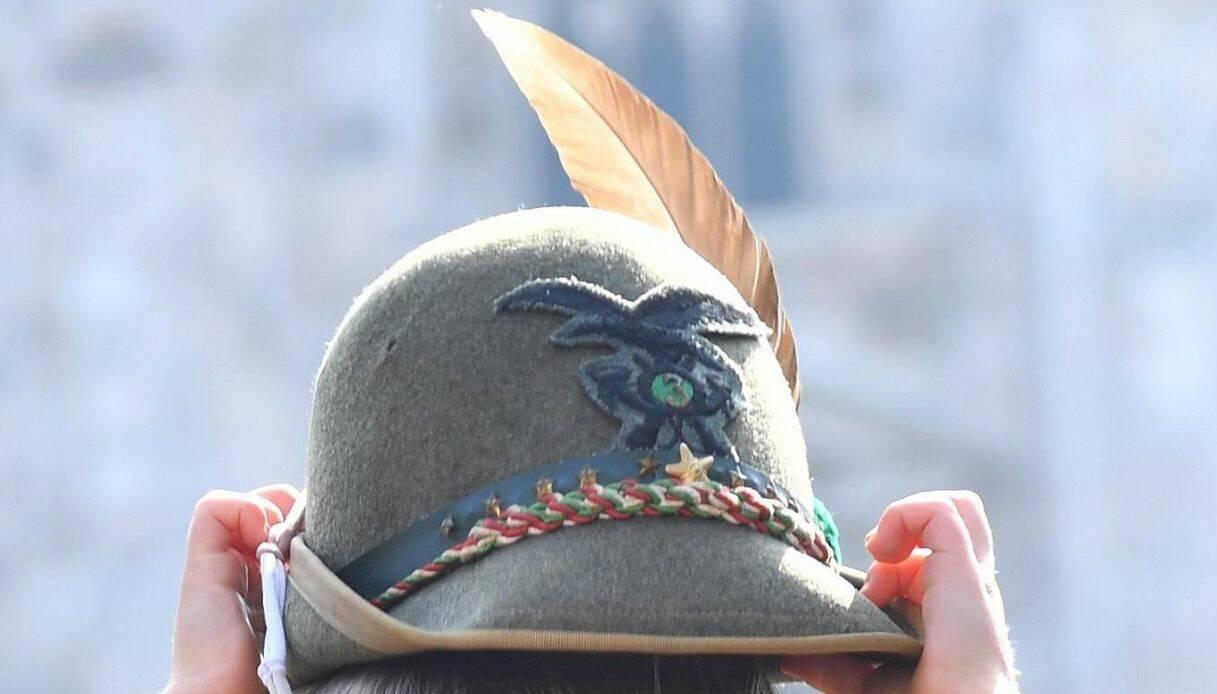 cappello di alpino