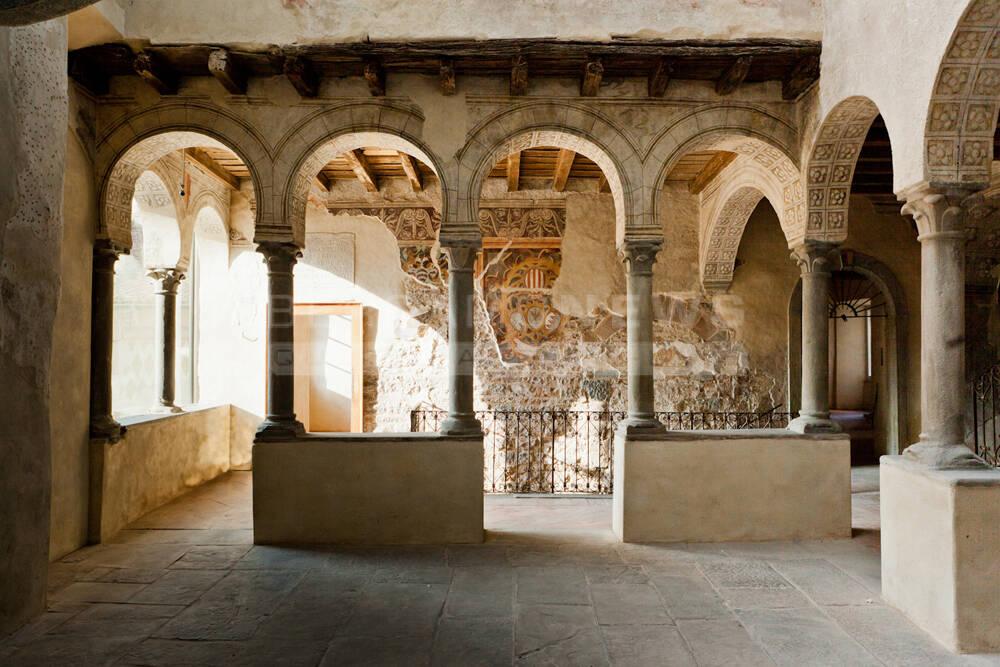 Mercanti in gioco - Visita al Palazzo del Podestà