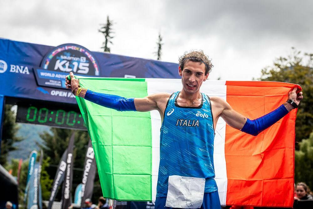 Cesare Maestri - Mondiali Corsa in Montagna 2019