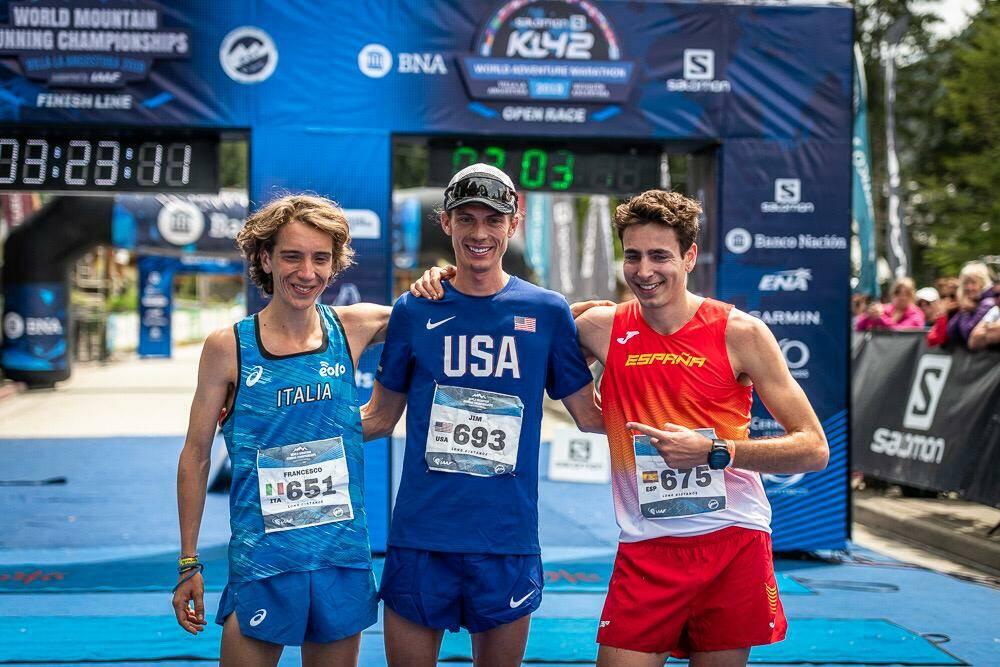 Francesco Puppi - Campionati del Mondo Corsa in Montagna 2019