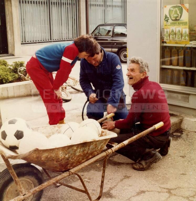 Gandino dice addio allo storico distributore di carburante del paese