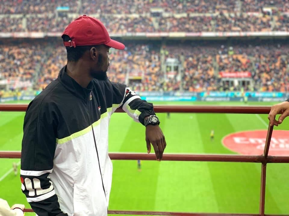 """Résultat de recherche d'images pour """"dara mbengue""""  Italie : Victime de racisme, un joueur sénégalais prend sa retraite à 24 ans ! (photo) #Senegal generico novembre 2019 662762"""