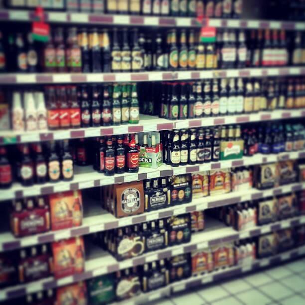 Alcolici supermercato
