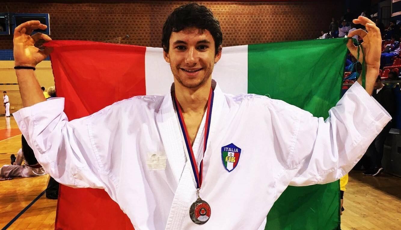 Karate Diego Fratus