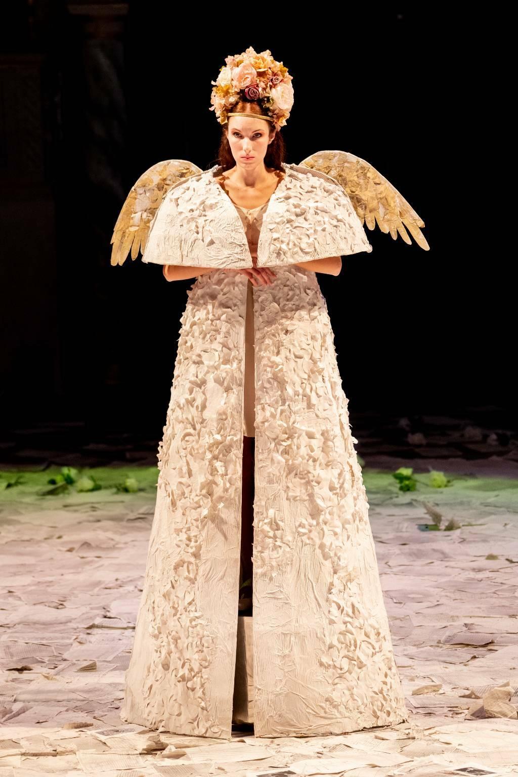 l'ange de nisida