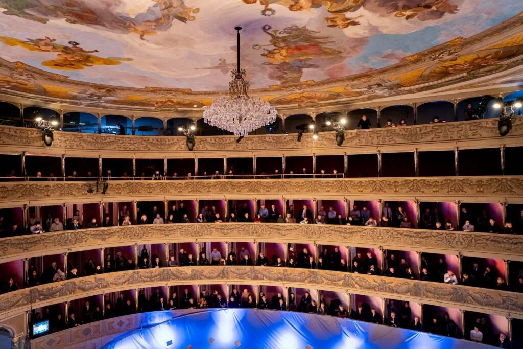 L'Ange de Nisida - Chi c'era alla prima al Teatro Donizetti