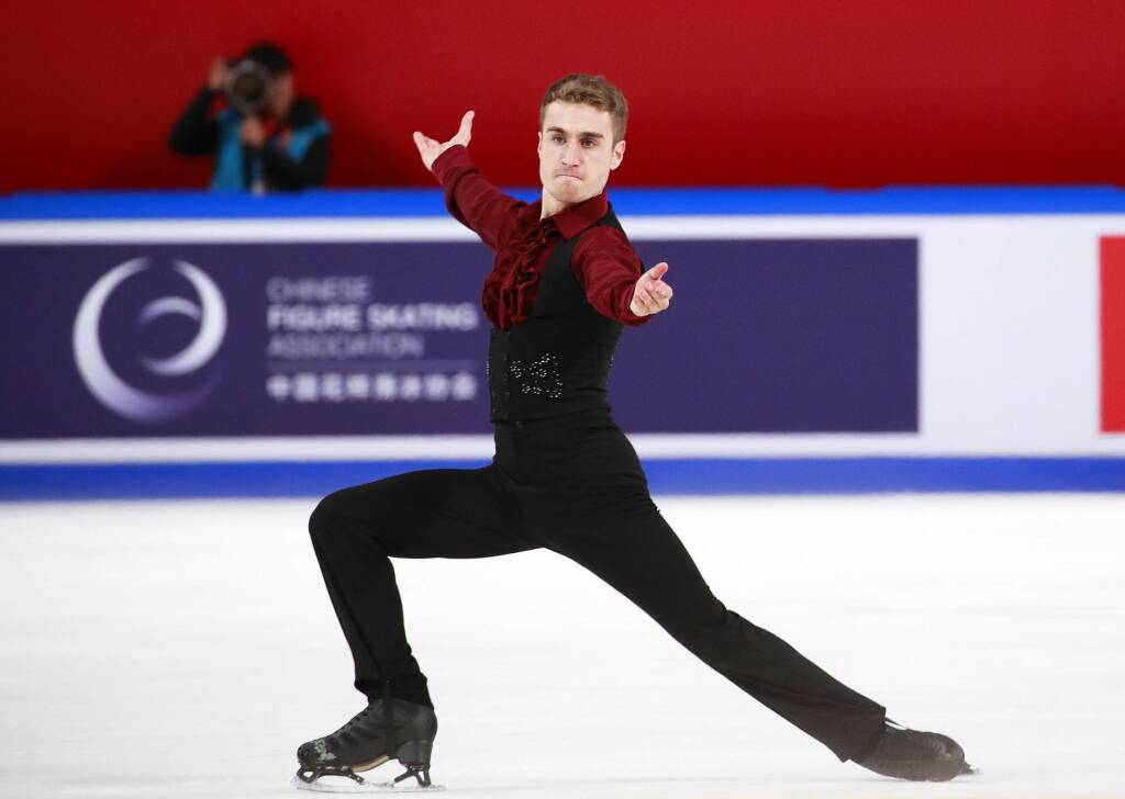 Matteo Rizzo - Shiseido Cup of China 2019