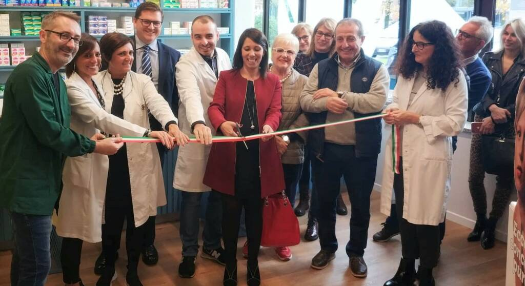 Nuova farmacia Treviglio