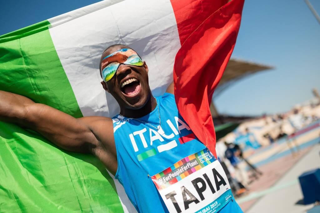 Oney Tapia - Campionati del Mondo Paralimpici Atletica Leggera 2019