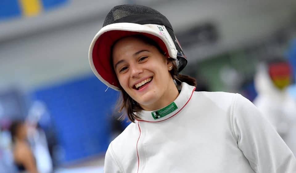 Roberta Marzani - Coppa del Mondo di scherma 2019