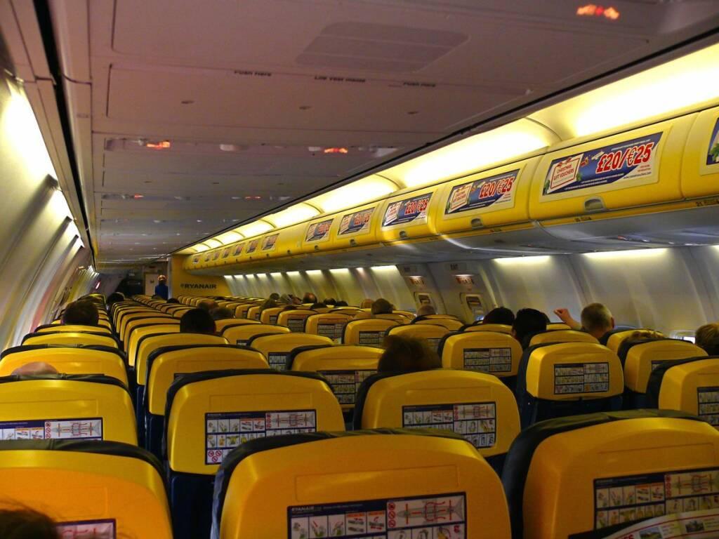 Ryanair interno