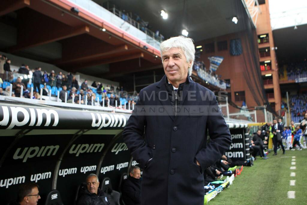 Sampdoria-Atalanta 0-0