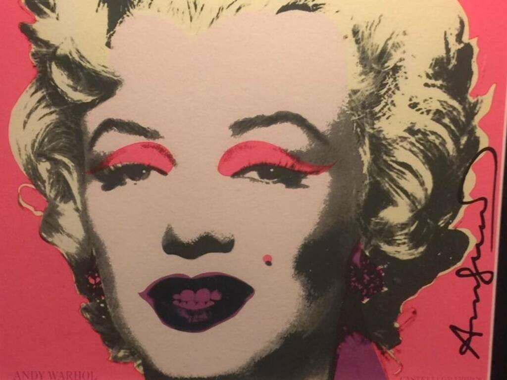 Andy Warhol for Christmas a Ponte di Legno